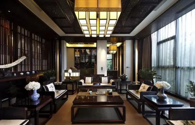 宝山中式别墅