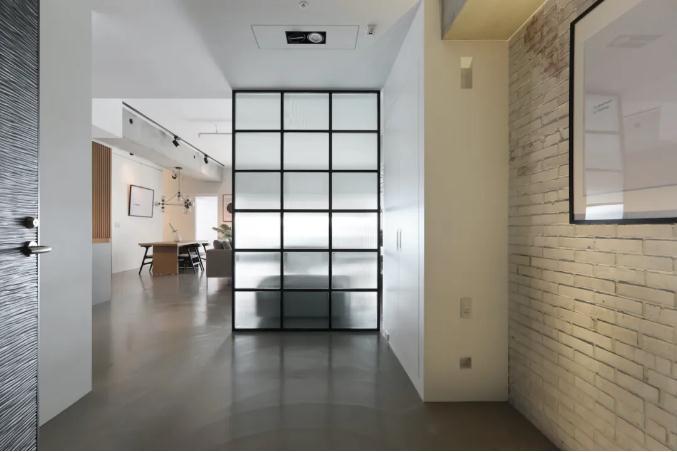 新华路极简风格公寓