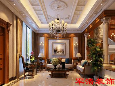 崇明新中式风格别墅的好处?求新中式杨浦别墅装修案例?